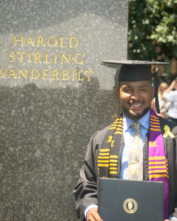 Omega Men! Here Are the Top Omega Psi Phi Graduation