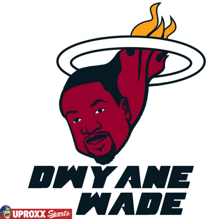 NBA Logos Re Designed As Each Teams Best All Time Player